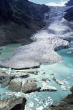 Triftgletscher Glacier, Switzerland, 2002 Photographic Print by Dr. Juerg Alean