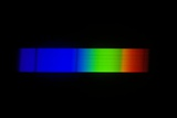 Sirius Emission Spectrum Photographic Print by Dr. Juerg Alean