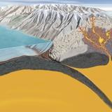 Subduction Zone Processes Photographic Print by Jose Antonio