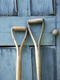 Gardening Tools Photographic Print by Maxine Adcock