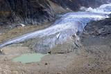 Steigletscher Glacier, Switzerland, 2006 Photographic Print by Dr. Juerg Alean
