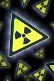 Radiation Warning Signs, Artwork Prints by Doncaster and Bassetlaw