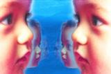 Human Cloning, Conceptual Artwork Photographic Print by Hannah Gal