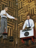 Anechoic Chamber Tests, 1940s Artwork Photographic Print by CCI Archives