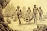 Homo Antecessor Prints by Mauricio Anton
