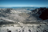 Mount St Helens Volcanic Crater, USA Photographic Print by Dr. Juerg Alean
