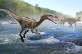 Baryonyx Dinosaur Photographic Print by Jose Antonio