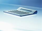 Electronic Calculator Print by Adam Gault