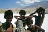 Socotran Children Photo by Diccon Alexander