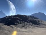 Extrasolar Planet Prints by Take 27 LTD