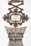 18th Century Pharmacopoeia, Title Page Posters by CCI Archives