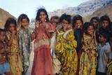 Socotran Children Prints by Diccon Alexander