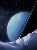 Artwork of Uranus Prints by Julian Baum