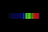Omicron Ceti Emission Spectrum Photographic Print by Dr. Juerg Alean