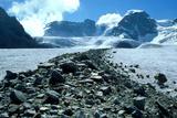 Glacial Moraine Prints by Dr. Juerg Alean