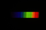 Betelgeuse Emission Spectrum Photographic Print by Dr. Juerg Alean
