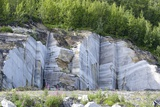 Marble Quarry, Norway Print by Dr. Juerg Alean