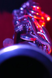 Clarinete Lámina fotográfica por Crown
