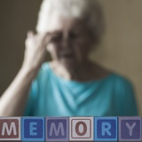 Alzheimer's Disease, Conceptual Image Premium Photographic Print by  Cristina