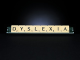Dyslexia Photographic Print by Kevin Curtis