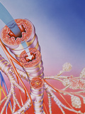 Artwork of Bronchodilator Action In Asthma Posters by John Bavosi