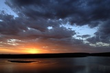 Sunset, South Africa Photographic Print by Peter Chadwick