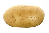 Potato Photographic Print by Victor De Schwanberg