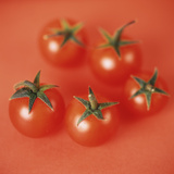 Tomatoes Photographic Print by  Cristina