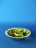 Bowl of Pasta, Computer Artwork Fotografisk tryk af Christian Darkin