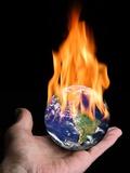 Global Warming, Conceptual Artwork Posters by Victor De Schwanberg