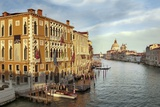 Grand Canal, Venice Photographic Print by Tony Craddock