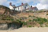 Coastal Erosion, Norfolk Photographic Print by Colin Cuthbert