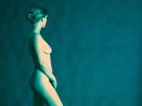 Naked Woman Photographic Print by  Cristina