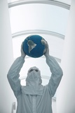 Biohazard, Conceptual Image Photographic Print by  Cristina