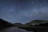 Milky Way Over Wilsons Promontory Photographic Print by Alex Cherney