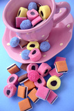 Liquorice Sweets Photographic Print by Erika Craddock