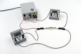 Simple Electrical Circuit Photographic Print by Trevor Clifford