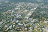 Aerial View of Silicon Valley Prints by  David