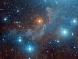 Alnilam Nebula, NGC 1990 Photographic Print by Davide De Martin