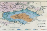 Geological Map, South-East England, 1830s Photographic Print by Science, Industry and Business Library