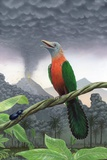 Cretaceous Bird, Artwork Photo by Richard Bizley