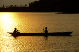Traditional Boat Fotografisk tryk af Tony Camacho