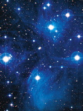 Pleiades Star Cluster Prints by Slawik Birkle