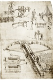 Da Vinci's Crossbow Photographic Print by Library of Congress
