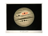 Jupiter, 1880 Premium Photographic Print by Science, Industry and Business Library