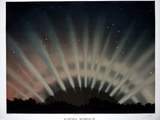 Aurora Borealis, 1872 Photographic Print by Science, Industry and Business Library