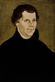 Martin Luther, German Theologian Photographic Print by Library of Congress