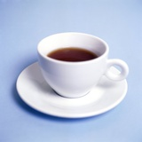 Cup of Black Tea Fotografie-Druck von  Cristina