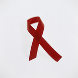 AIDS Ribbon Photographic Print by  Cristina