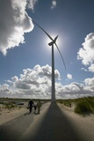 Wind Turbine Prints by Colin Cuthbert